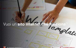 Vuoi un sito internet che funziona?