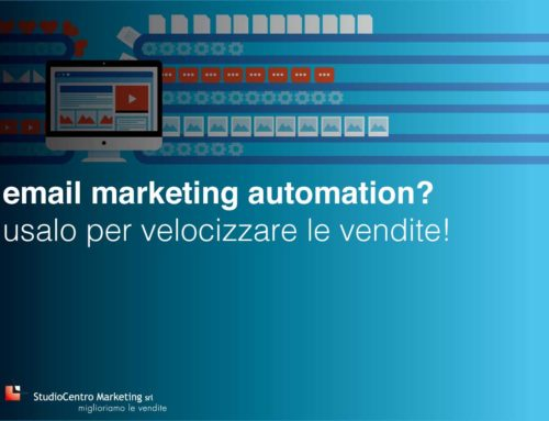 Cosa è l'email marketing automation?