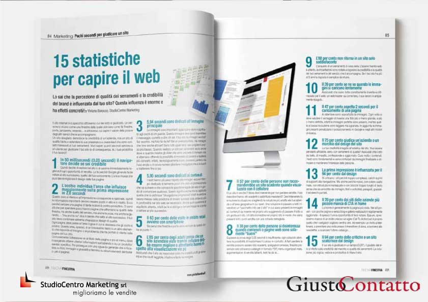 15 statistiche per capire il web