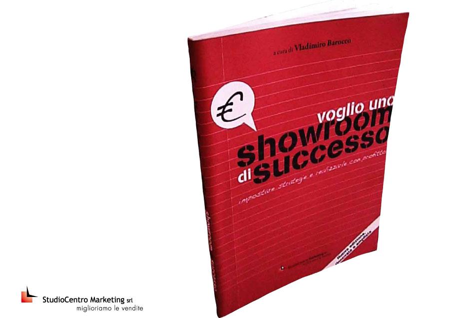 libro: voglio uno showroom di successo