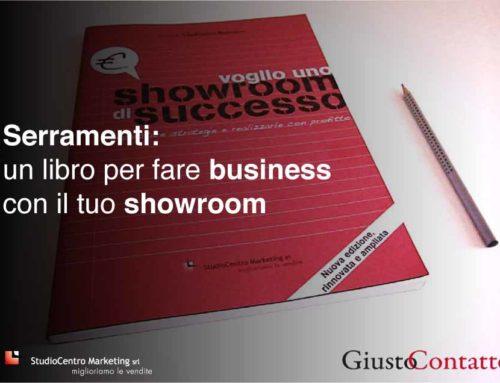 Voglio uno showroom di successo: il libro