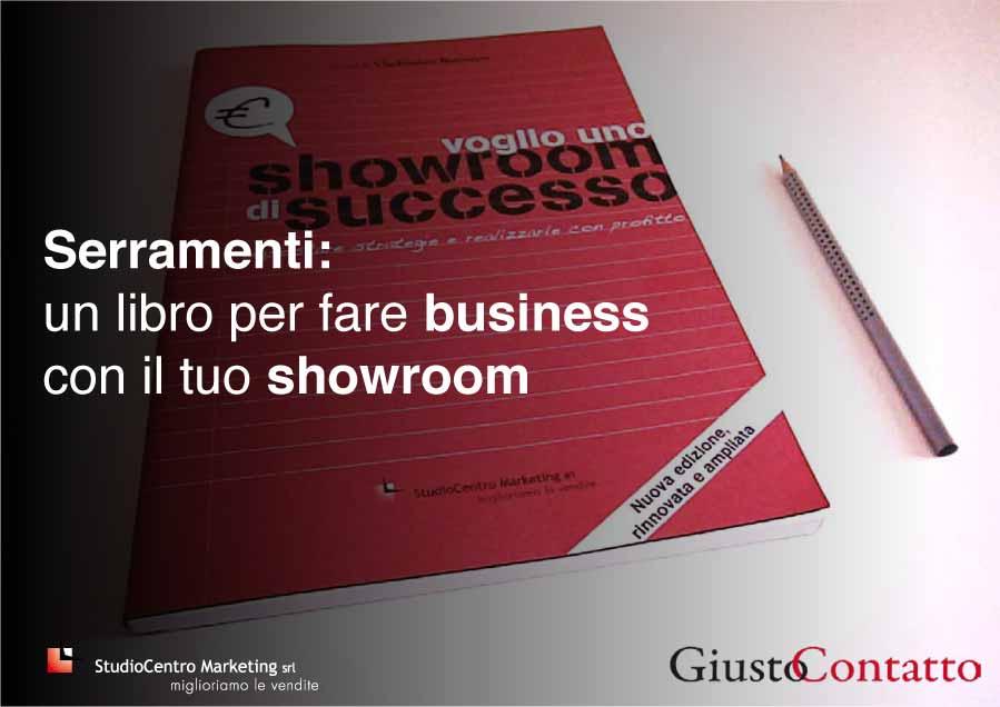 voglio uno showroom di successo
