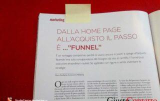 Leggi l'articolo completo sulla rivista per capire a fondo l'uso dei funnel