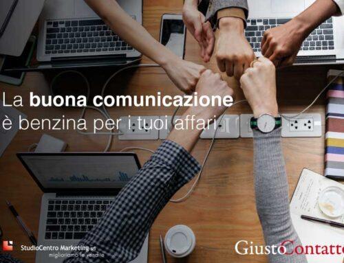 La buona comunicazione è benzina per i tuoi affari