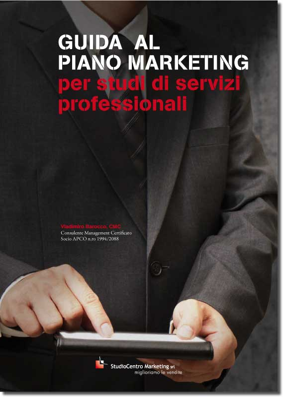 Guida al piano marketing per studi di servizi professionali