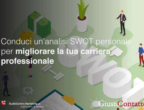 Conduci un'analisi SWOT personale per migliorare la tua carriera professionale