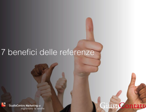7 benefici delle referenze