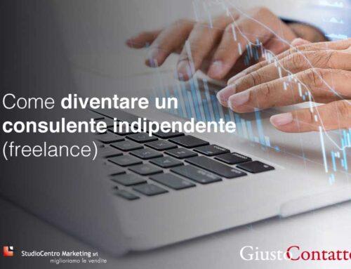 Come diventare un consulente indipendente (freelance)