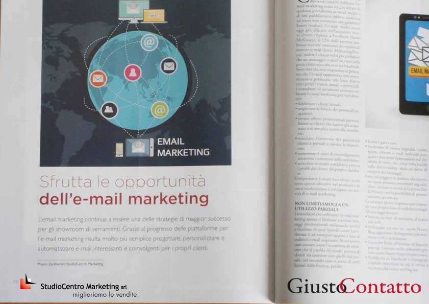 Sfrutta le opportunità dell' email marketing automation