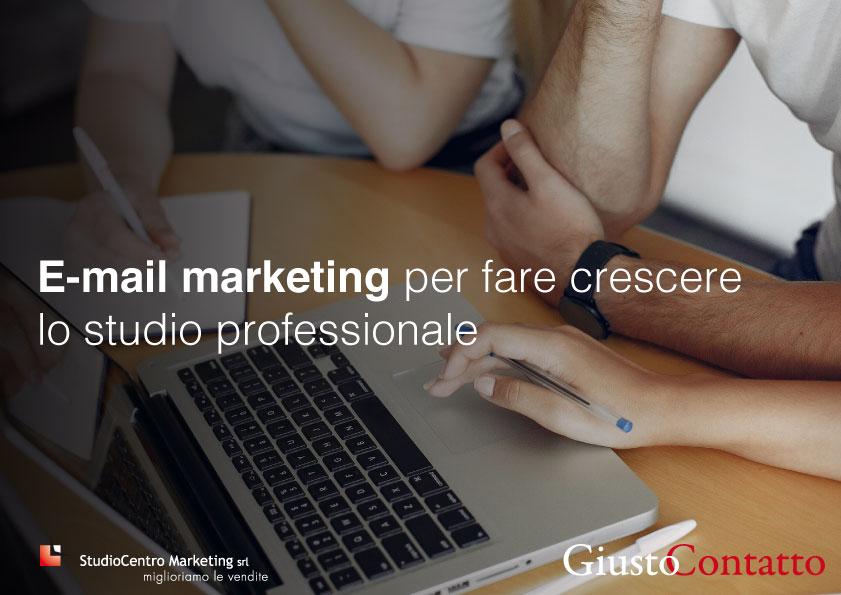E-mail marketing per fare crescere lo studio professionale